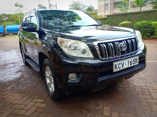 Land Cruiser Prado For Hire