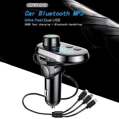 Car Bluetooth MP3 Modulator image 1