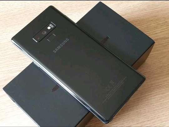 Samsung Galaxy Note 9 [ 512 Gigabytes Black ] image 1