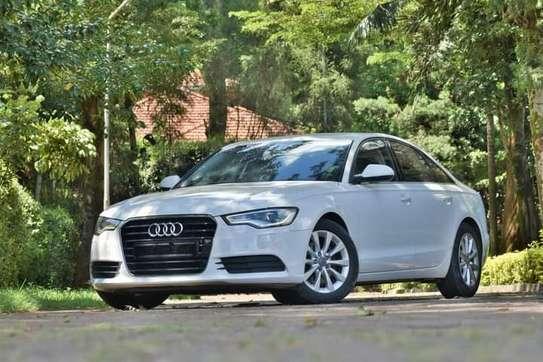 Audi A6 2013 image 6