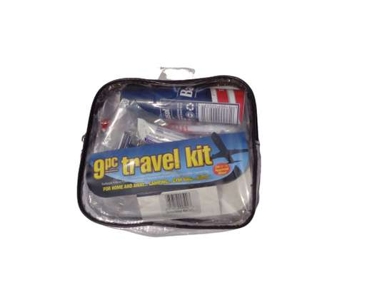 9pc Travel Kit