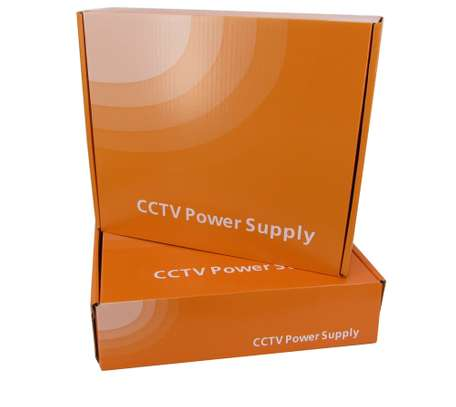 Centralized 18 channel 20amps CCTV power supply image 3