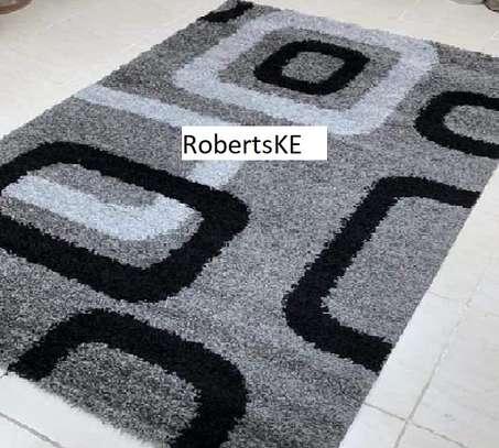 Colourful Turkish carpet image 1