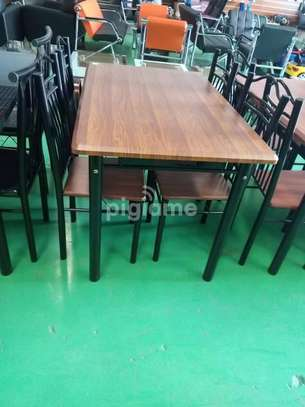 4 Seater Dining Table image 2