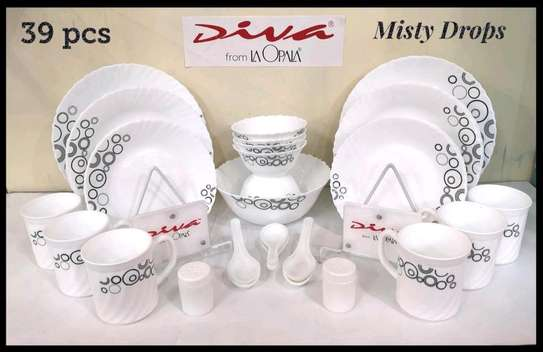 Quality mysterio dinner sets image 1