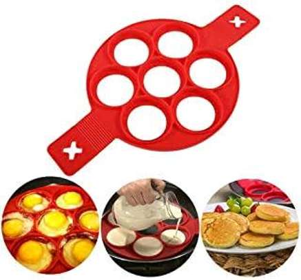 Red Pancake Flippers image 2