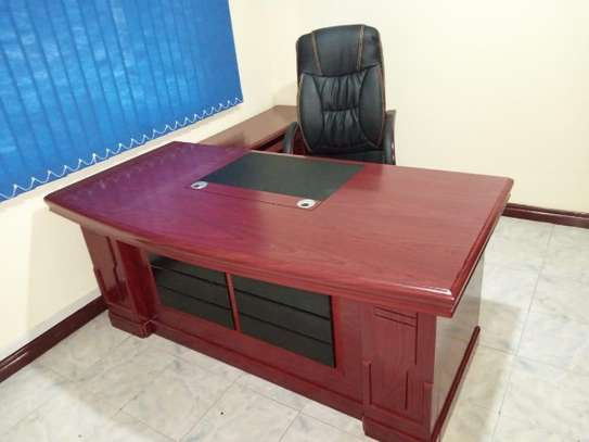 1.8 meters executive office desk image 8