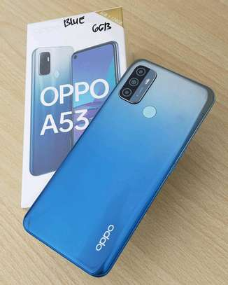 Oppo A53 brand new and sealed in a shop image 1