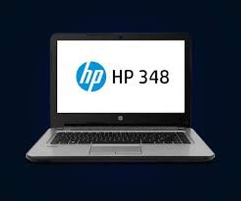 HP 348 G3 Laptop intel core i5 image 2