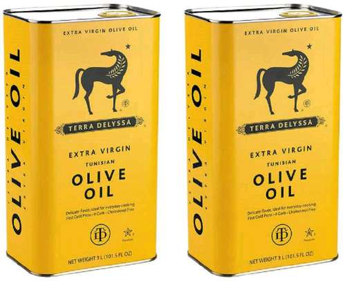 Terra Delyssa Extra Virgin Olive Oil - 3 Litres By: Ammiel Collection image 1