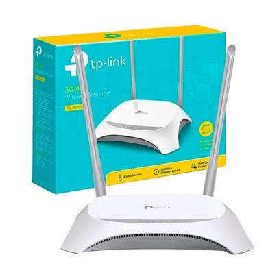 TP-Link TL-MR3420 3G/4G Wireless N Router image 1