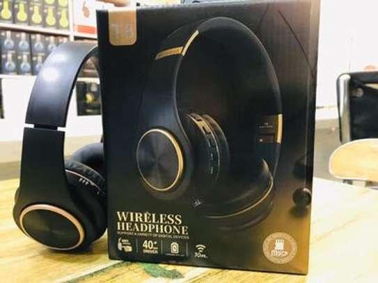 JBL T8 Wireless headphones image 2