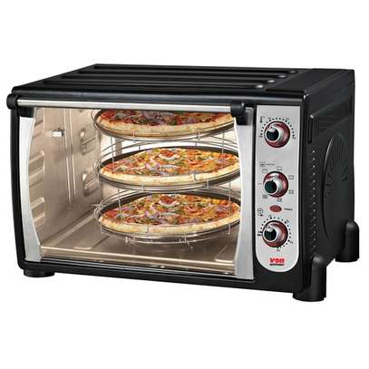 VON HO2490B Toaster Oven 90L, 2400W - Convection