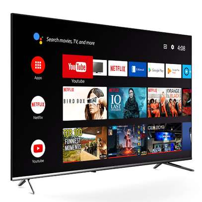 Skyworth 55 inch Smart Ultra HD 4K Android LED TV - 55G3A - Android 10 - New 2021 Model image 1