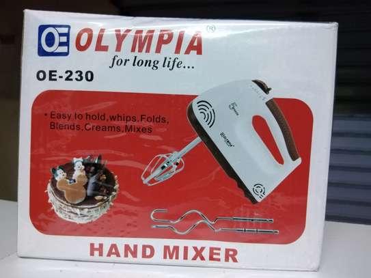 Hand Mixer-olympia OE230. image 2