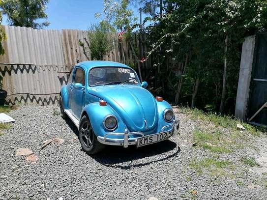 Volkswagen beetle on sale image 1