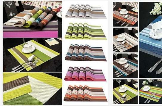 Table mats image 1