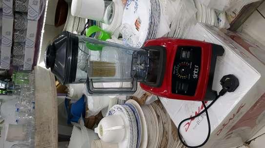Commercial blender/multipurpose functional blender image 3