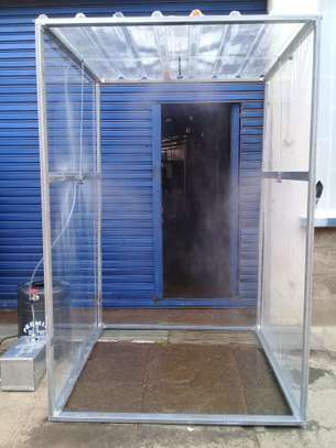 Medium Size Automated Booth