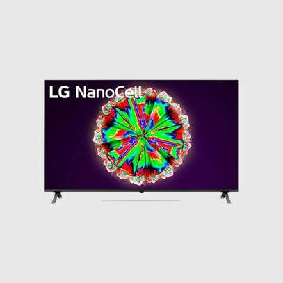 LG Nano80 49Inch (124.46cm) 4K NanoCell TV-Black image 1
