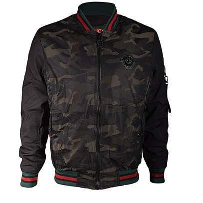 Camouflage Outdoor Casual Jacket image 1