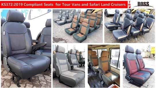 Boss Customz: Land Cruiser Seats In Nairobi