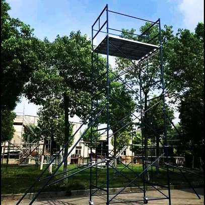Scaffolding tower for hire image 1