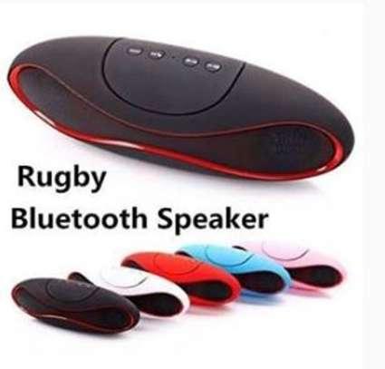 Rugby Bluetooth speaker