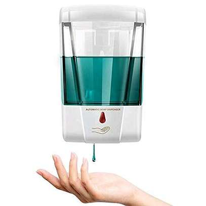 Automatic soap/sanitizer dispenser image 1