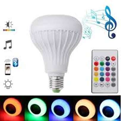 Bluetooth music bulb image 1