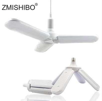 Fan-like led bulb image 1