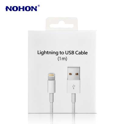 Apple iPhone 7 7+ 8 8+ Original Lighting Data Sync Charger Cable image 3