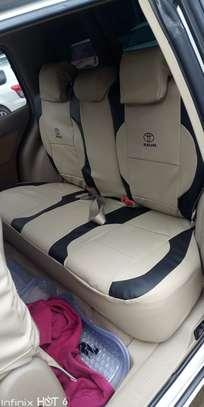 Dualis Car Seat Covers image 6