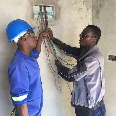 Best Electrical Installation &Electrical Repair Mombasa .Contact Us Today image 2