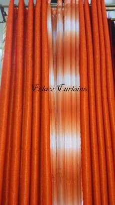 Sewn Designed Curtains and Sheers image 3