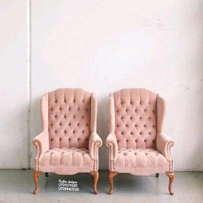 One seater sofa for sale in Nairobi Kenya/Modern sofas/single seater tufted sofas image 1