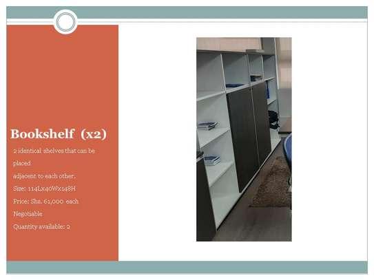 Bookshelf (with cabinet) image 1