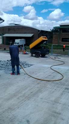 For Hire - Air Compressor image 1