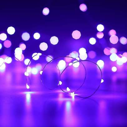 fairy lights can be easily bent, image 1