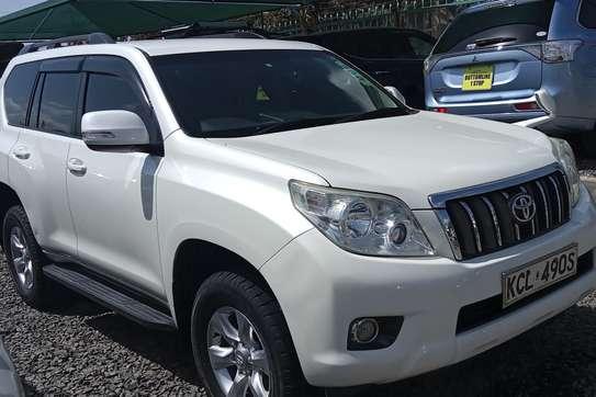 Toyota Land Cruiser Prado VX V6 image 6