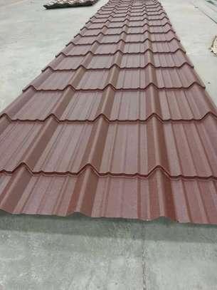 Versatile/ glazed tile/ H-tile Mabati G30 image 1