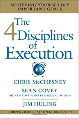 The 4 Disciplines of Execution image 1
