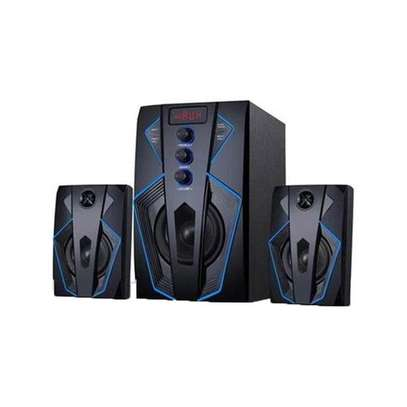 Vision Plus VP2111MS, 2.1CH Subwoofer Bluetooth, 45 Watts RMS