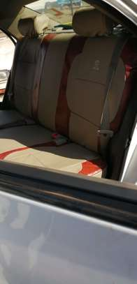 Toyota Belta Car Seat Covers image 10