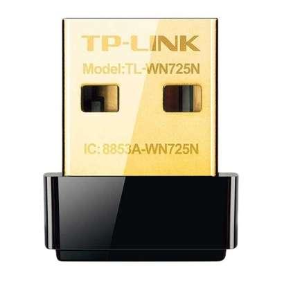 TP-Link TL-WN725N - 150Mbps Wireless N Nano USB Adapter image 1