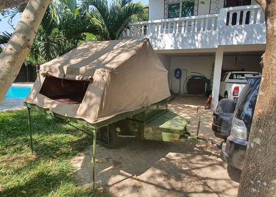 Camping Trailer Tent image 5