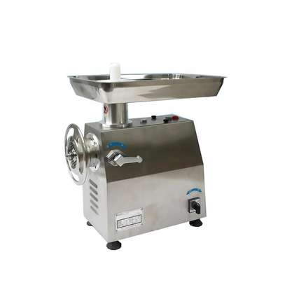 TK12#22#TC32#Industrial Stainless steel Bench Top Commercial Electric meat mincer image 2