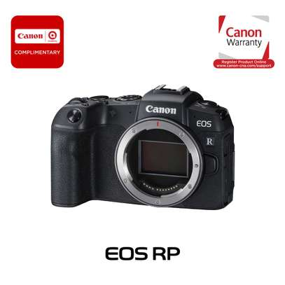Canon EOS RP Mirrorless Full Frame Digital Camera with EF 24-105mm image 2