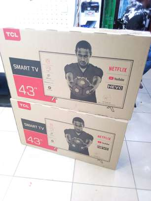 Tcl 43 inches smart tv image 1