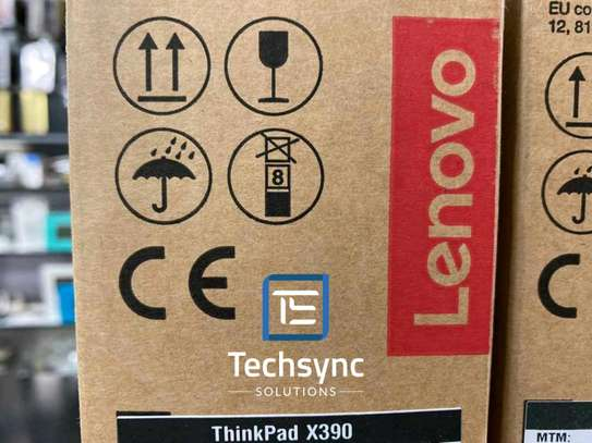 Lenovo Thinkpad X390 Core i5 10th Gen image 4